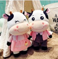 2018 New Best selling new cow doll plush toy Personality cre...