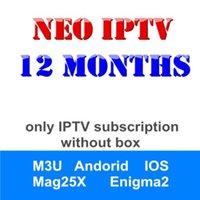 Android TV Neotv IPTV Subscription arabic europe french ital...