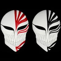 New Bleach Pvc Kurosaki Ichigo oggetti di scena anime cos gioca collezioni giapponesi fantasma horror maschere spaventose Hallo Ween Spedizione gratuita