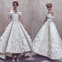 Ashi Studio Ball Gown Wedding Dresses Custom Made Fully 3D F...