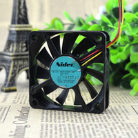Para original Nidec 6015 DC24V 0.12A D06R-24SS1 10B ventilador de refrigeración del inversor