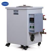 Equipamento de laboratório GYY-50L Circulando o banho de calibração de temperatura da fonte de aquecimento para reator de vidro ou kit de evaporação rotativa
