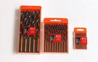 Cobalt Forets Pour Le Travail Du Bois En Métal M35 HSS Co En Acier Droite Tige 1.5-8.5mm Twist Drill Bit Power Tools Mayitr