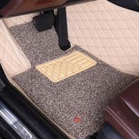 Custom fit Auto Fußmatten für Toyota Camry Aurion XV30 XV40 XV50 5. 6. 7. Generation 3D Allwetter-Auto-Styling Teppiche