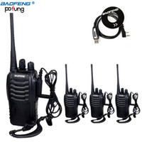 4Pcs Baofeng BF- 888S Walkie Talk UHF Two Way Radio BF888S Ha...