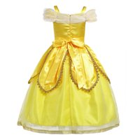 2018 Girls Halloween Costume Children Party Dresses Girl Sle...