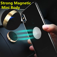 Universal Mini Magnetic Mobile Phone Holder Car Dashboard Br...