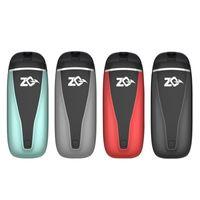 Più nuovo ZQ Vi Kit con VI pod 2 ml 3.5V4.2v Tensione Regolabile Modalità E Sigarette Vape Progettato da Eigate