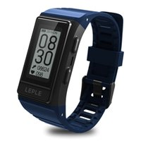 S909 Bluetooth Smart Band IP68 Impermeabile Smartwatch GPS Cardiofrequenzimetro Tracker attività fitness Smartband Android / IOS