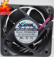 RDM4025S1 4025 12V 0.14a 40 * 40 * 25mm 2 Wire fläkt