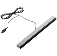 Проводной инфракрасный луч ИК-сигнал индуктор датчик бар приемник для Nintend Wii датчики дистанционного движения DHL FEDEX EMS бесплатная доставка