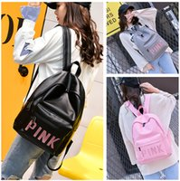 Kids Pink Backpack Students School Bags Newest Fashion Pink ...