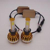 Auto H7 H1 H4 H11 9005 9006 9007 LED Koplamp Gloeilamp Cree Conversie Kit 300 W 30000LM 6000K Plug Speel Wit