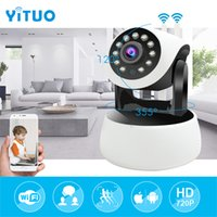 YITUO New model dual antennas ip camera wi- fi hd 720P 1. 0MP ...