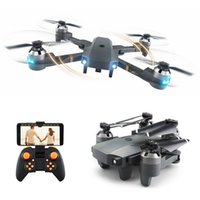 Foldable Mini RC Drones with HD 1080P Camera Live Video FPV ...
