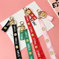 Smile Face Cellphone Strap Mobile Phone Strap Rope for iphon...