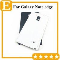 삼성 Galaxy Note 4 용 OEM 배터리 커버 Note4 가장자리 N915 N915F VS N915A N9150 후면 배터리 도어 하우징 후면 커버 케이스