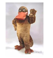 2018 High quality duck mascot costume adult size factory cus...