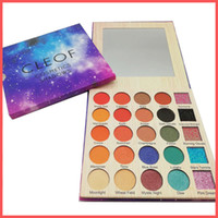 Factory Direct DHL Free New CLEOF cosmetics Shadow 25 colors...
