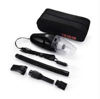 Cargool 120 Watt Auto Handstaubsauger Staubentferner nass und trocken Dual-Use Staubsauger mit Halter Tasche 13.8ft Kabel
