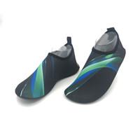 أحذية المياه الرجال المرأة الجديدة بيرفوت سريع جاف أكوا الجوارب لشاطئ السباحة ركوب الأمواج اليوغا تمرين 2018 خور أحذية الكبار في الهواء الطلق الشاطئ