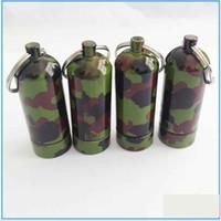 La prova XL Herb Tabacco Keychain del contenitore caso camuffamento Airtight alluminio impermeabile Stash Jar gioielli Tea Pot bagagli 2 misure