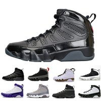 Mop Melo 9 9s basketball shoes men Bred LA Mop Melo Anthraci...