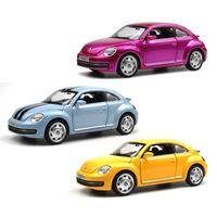 Alliage de voiture 1:32 modèle de fonte, 15 cm de voiture de jouet en métal (# 3204), Nice Peinture Light Music Fonction Pull Back Open Door