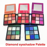 Newest makeup Obsessions eyeshadow palette matte shimmer Eye...