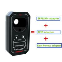 OBDSTAR P001 Programmiergerät für X300 DP / X300 DP Plus / Schlüssel Master DP = EEPROM Adapter, RFID Adapter und Schlüssel Erneuern Adapter 3-in-1