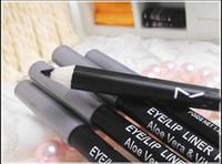 La più nuova matita nera di EyeLiner di trasporto libero colora 12pcs di Brown