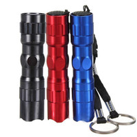 Keychain Super Mini 3W 1*AA Led Handy Waterproof Flashlights...