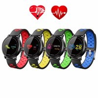 0. 96 Inch Color Display F4 Smart Bracelet Waterproof Blood P...