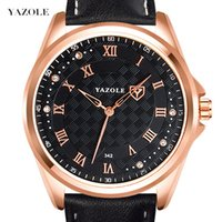 DHL Wholesale New Hot Sell Yazole Sport Watch Men Luxury Bra...