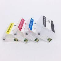 Cartuccia ricaricabile PGI1500 PGI1500XL con chip permanente per Canon MAXIFY MB2050 MB2350 MB2150 MB2750 senza inchiostro