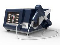 6 bar pneumático máquina de onda de choque extracorporeal shockwaveterapia dor alívio de alívio ed tratamento terapia de dor de tratamento físico