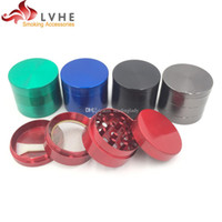T- 001GZ 40MM 4 Layers Zinc Herb Grinder