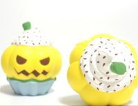 2018 New Cute Jumbo Pumpkin Ice Cream Cake Squishy Slow Risi...