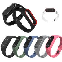 Durable Replacement TPU Anti- off Wristband for Xiaomi Mi Ban...