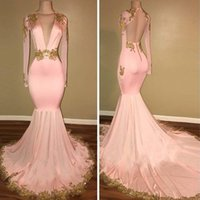 2018 Pink Evening Dresses Formal Dress Prom Party Pageant Go...