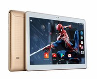 2018 más nuevo de 10 pulgadas 3G 4G LTE teléfono Llame a Android 7.0 Octa Core 1280 * 800 IPS pc Tablet WiFi 4G RAM 64G ROM tablet pc + SD / TF Cards