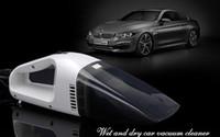 Taşınabilir Süpürge Araba Ile 60 W Watt Güç Arabalar Taşınabilir Islak Ve Kuru Elektrikli Süpürge Araba