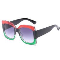 Óculos de sol vidros de sol dos óculos de sol para as mulheres Designer Óculos de sol na moda Mulher Sunglass Retro Luxo Glases Moda Oversized Sunglases 9C0J04