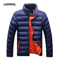 LASPERAL Winter Jackets Men 2018 Brand Mens Running Jackets ...