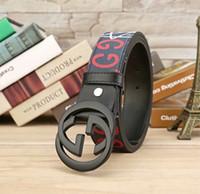 8d696dfbe Cinturones de cuero para hombres de estilo nuevo 2018 fabricantes de  cinturones de cuero de alta gama para empresas en Europa y Estados Unidos  ventas ...