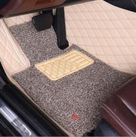 Tapis de sol personnalisés pour Suzuki Jimny S-cross SX4 Crossover Splash Swift Grand Vitara Escudo XL7 3D tapis tapis doublures