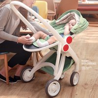 Baby Strollers can sit and lie baby stroller stroller can fo...