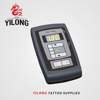 YILONG Tattoo Power Supply Permanent LCD Digital Tattoo Powe...