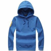 O envio gratuito de 20168 nova venda Quente de Alta qualidade dos homens polo Com Capuz Camisolas Outwear Hoodies letras dos homens de moda Moletom Com Capuz Camisolas