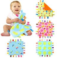 Новые детские эмоции успокоить одеяло мультфильм красочные детские полотенце новорожденных успокоить пеленание 8 стилей